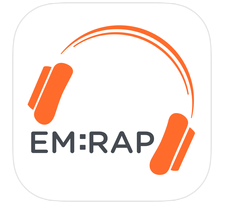 EM:RAP - (97%)The well-known and almost ubiquitous EM:RAP is an excellent way to keep current. With new podcasts and content published on a monthly basis it can be considered an EM staple. Paid subscription is required for the content, but the app is free.iOS | Android
