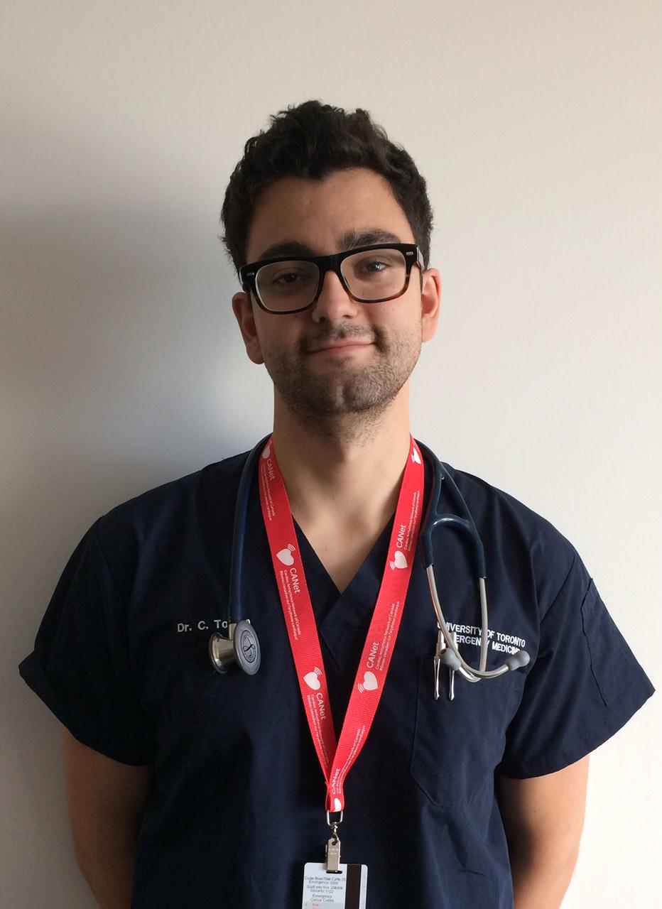 - Christian Toarta, M.D.PGY-3, Emergency MedicineUniversity of Toronto