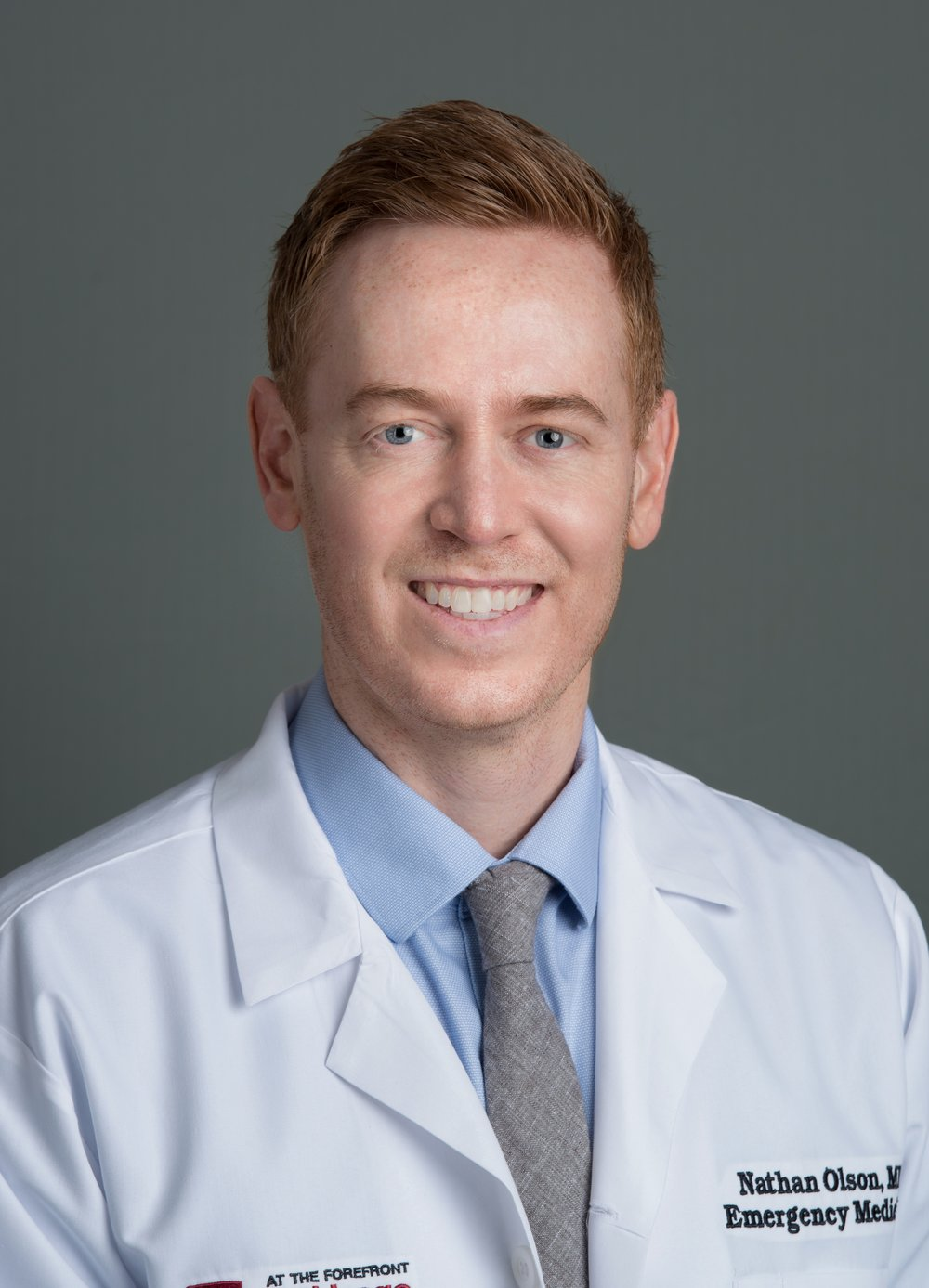 - Nathan Olson, MD, MAEdAssistant Professor of MedicineDepartment of Emergency MedicineUniversity of Chicago