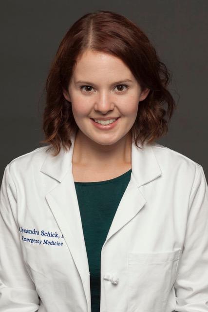 - Alexandra Schick, MDResident Physician, Brown Emergency MedicineTwitter: @allie_schickMD