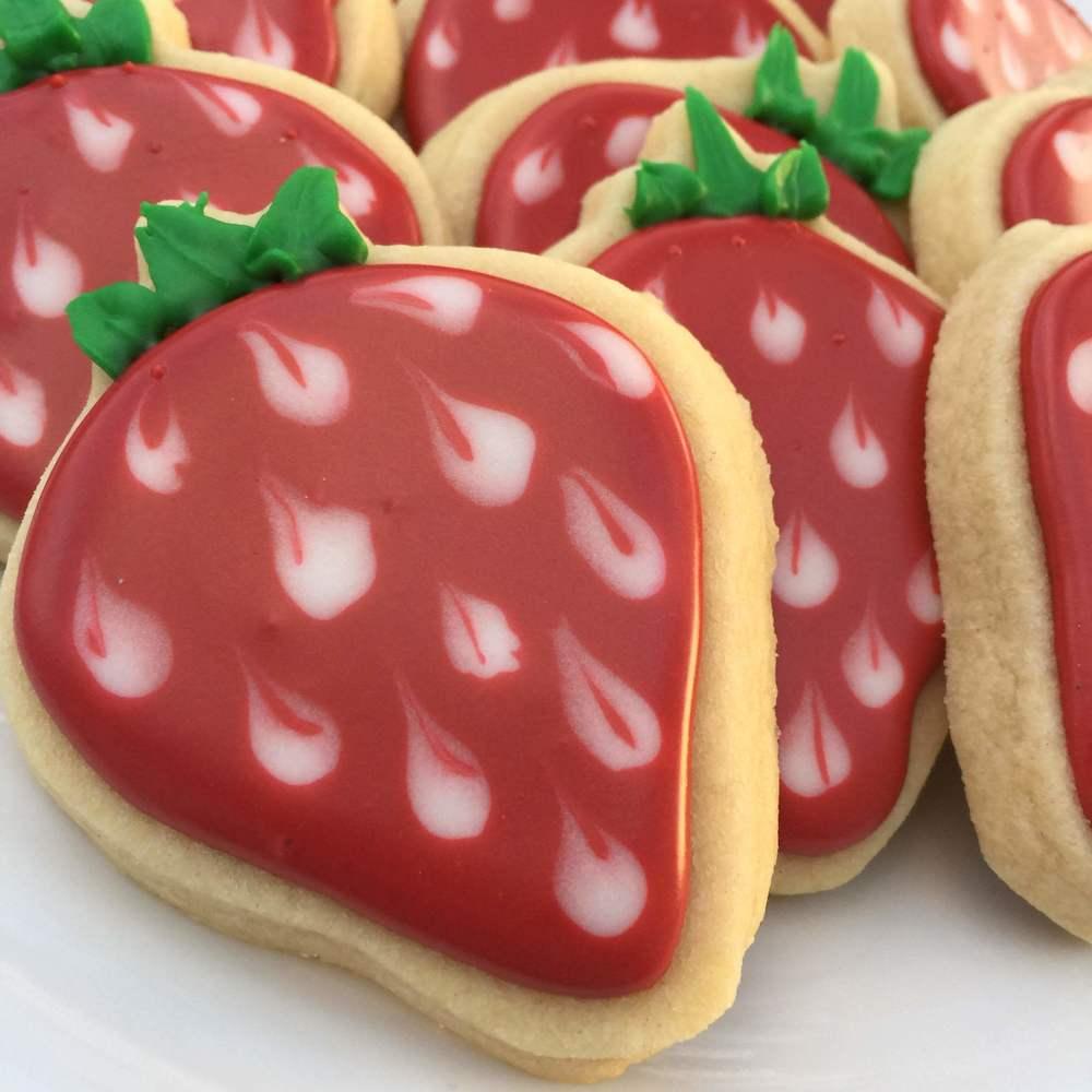 Sugar Cookies — Honeybear Baking