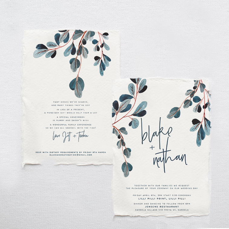 invites - events and stationery