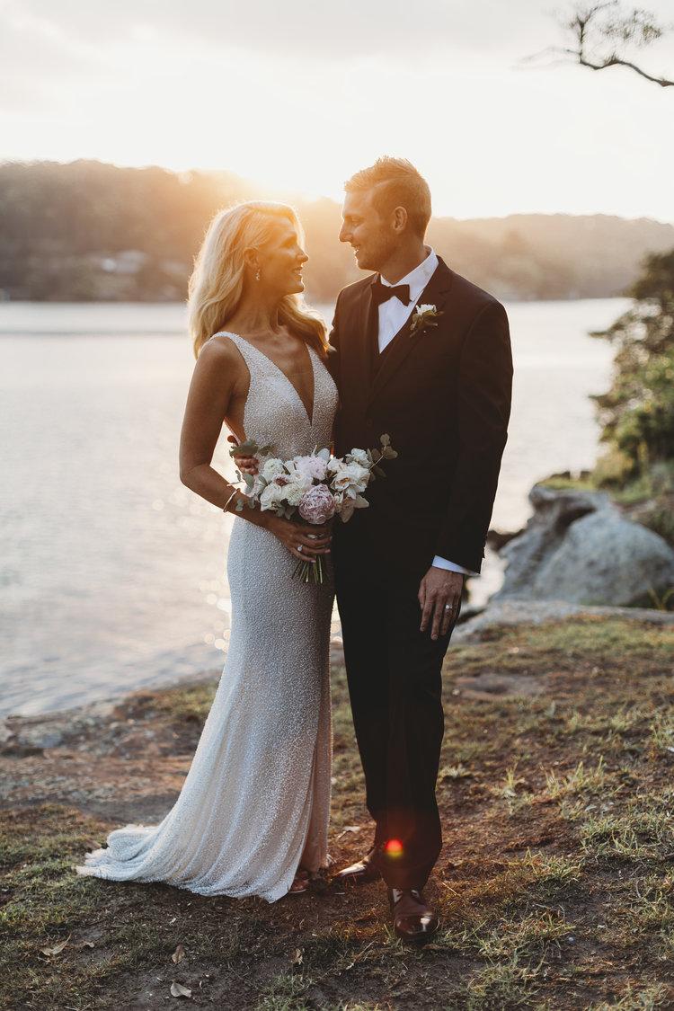 blake + nathan - Emotional Seaside Wedding