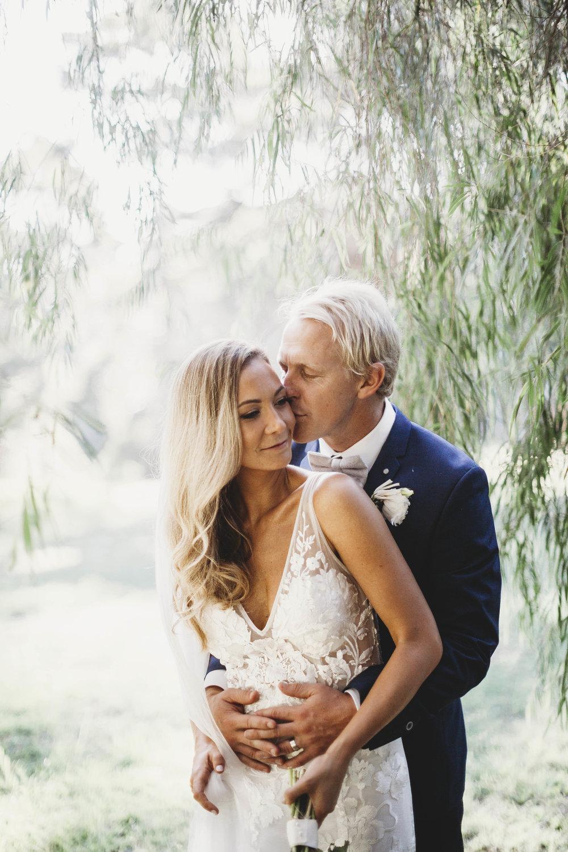 Haylee + Steve - Beautiful Coastal Wedding