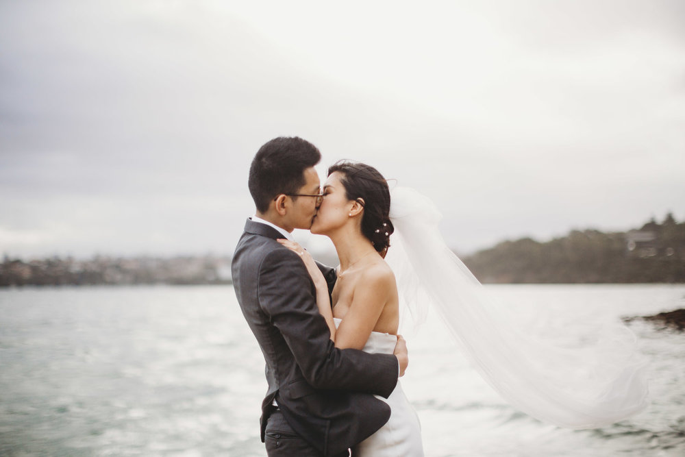 Janet + Murphy - A Perfectly Taditional/Quirky Celebration