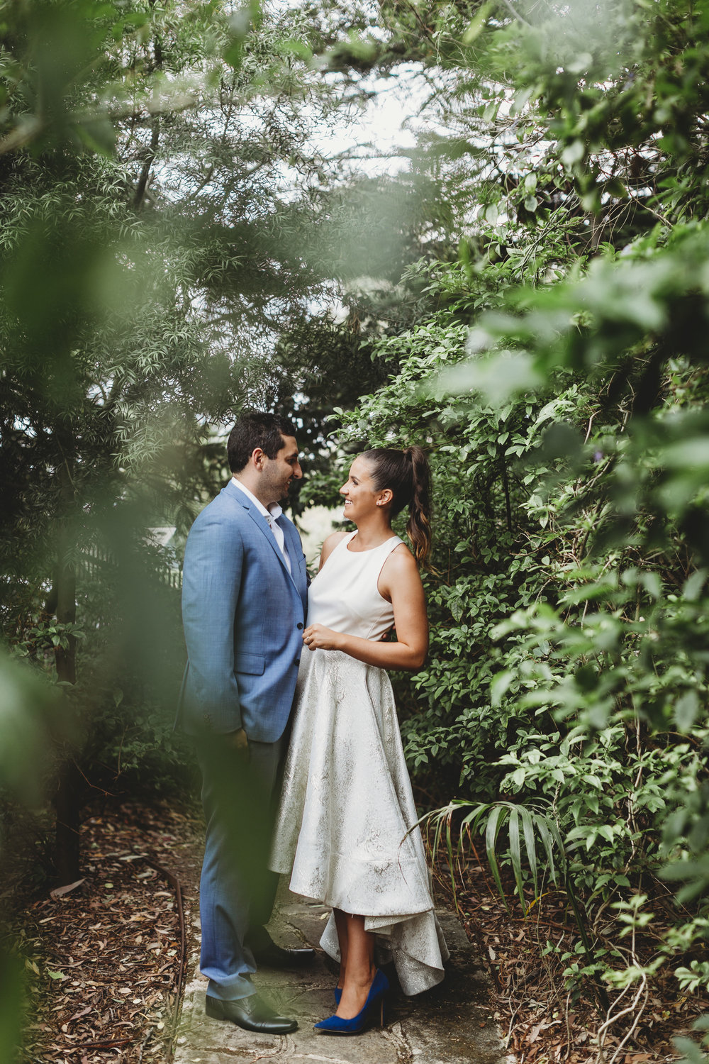 justine + tommy - A Joyful Engagement Party