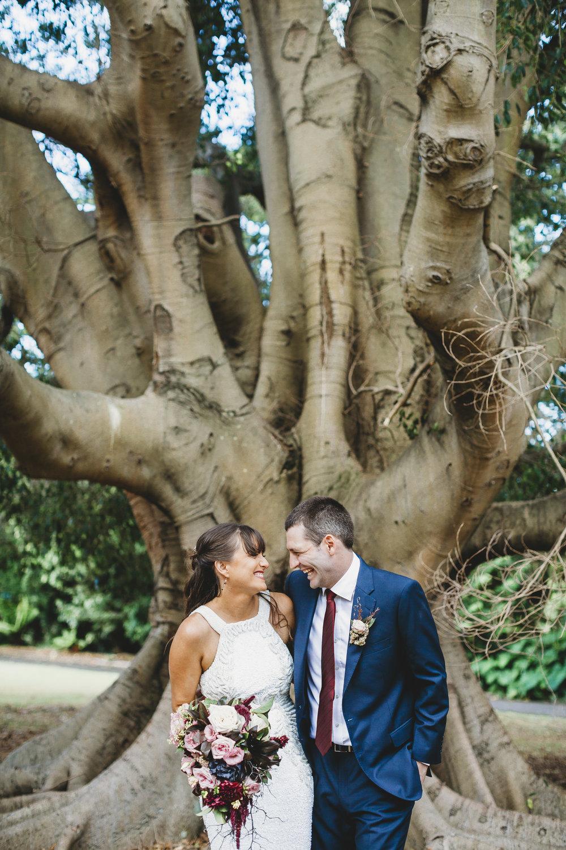 LISa + Ben - Beautiful parkland Wedding