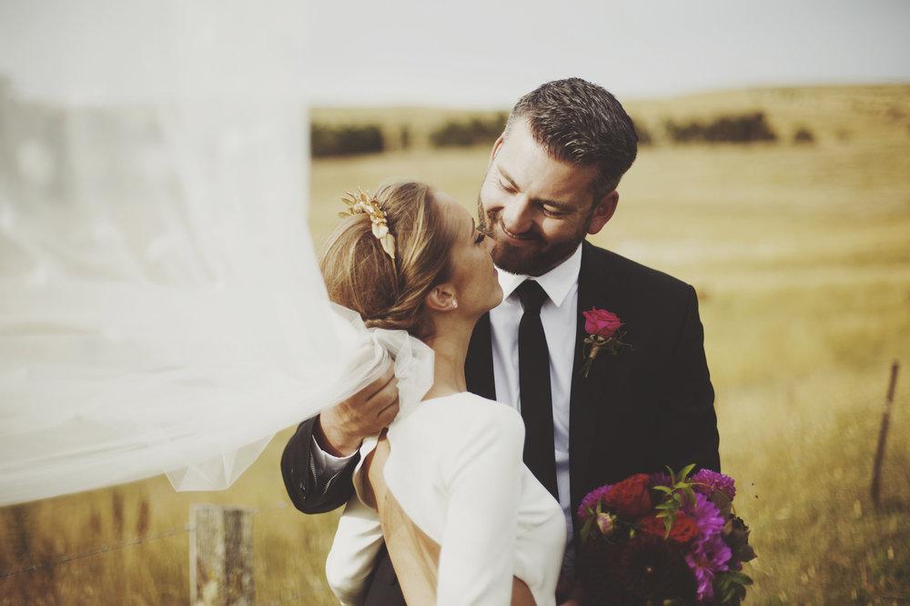 britt + dean - Bendooley Estate Wedding