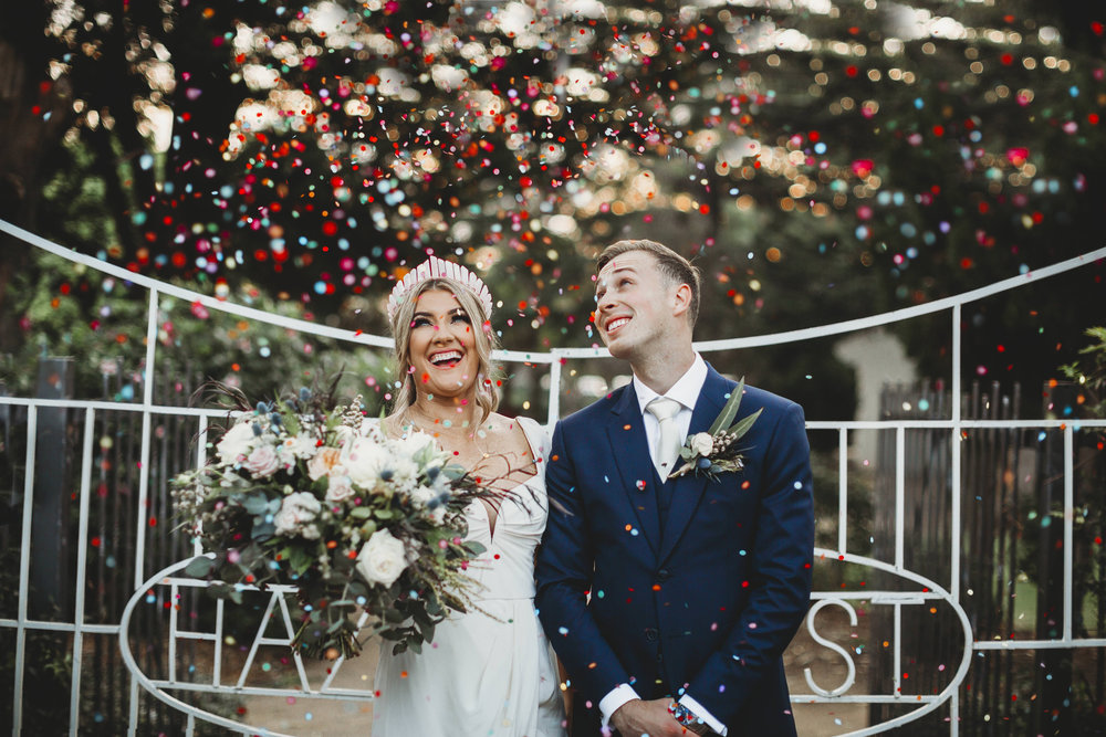 berny+matt - confetti filled weddingCOMING SOON