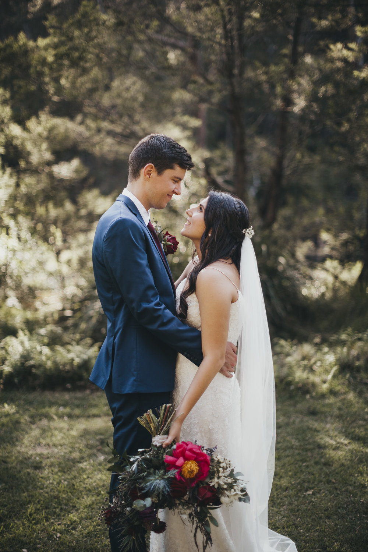 RACHAEL + JOEL - Joyful parkland weddingCOMING SOON