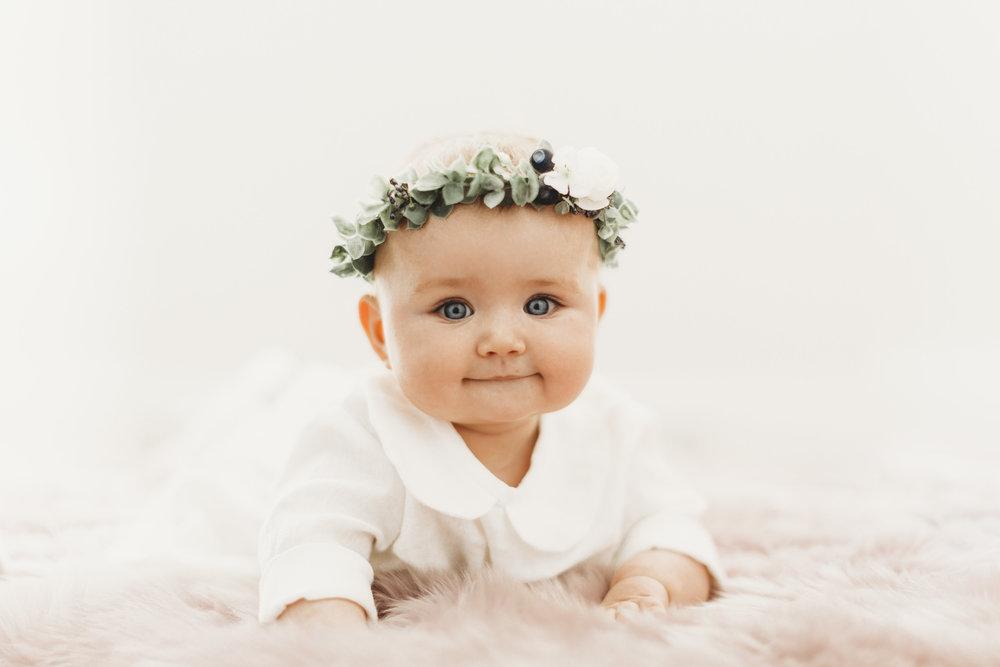 luNas christening -