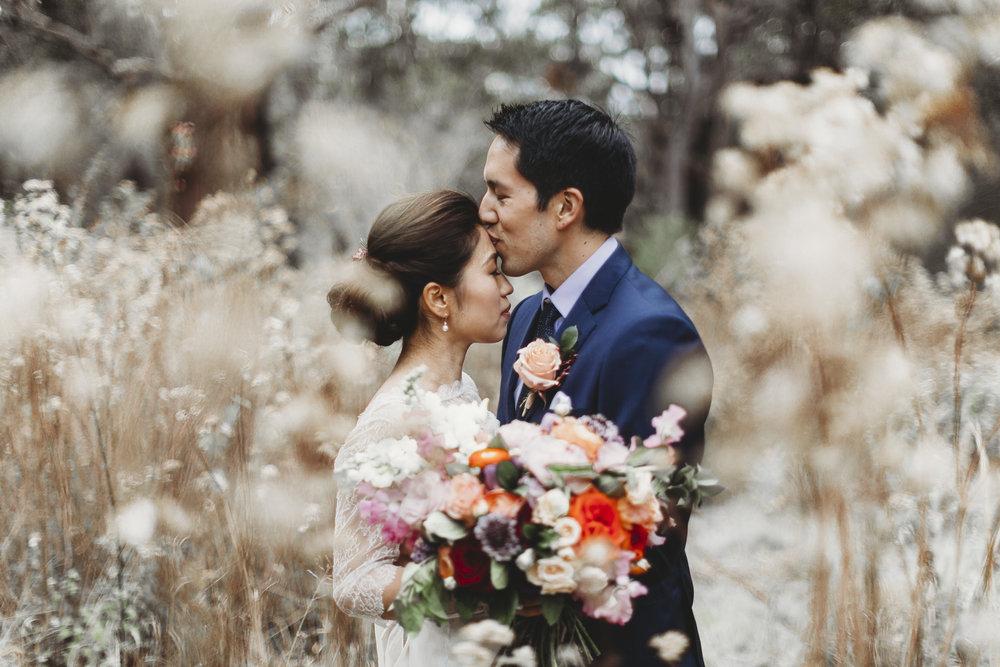 connie + david - Beautiful Woodland Wedding