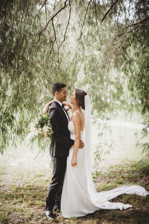 elise + jordan - Sydney Coastal Wedding