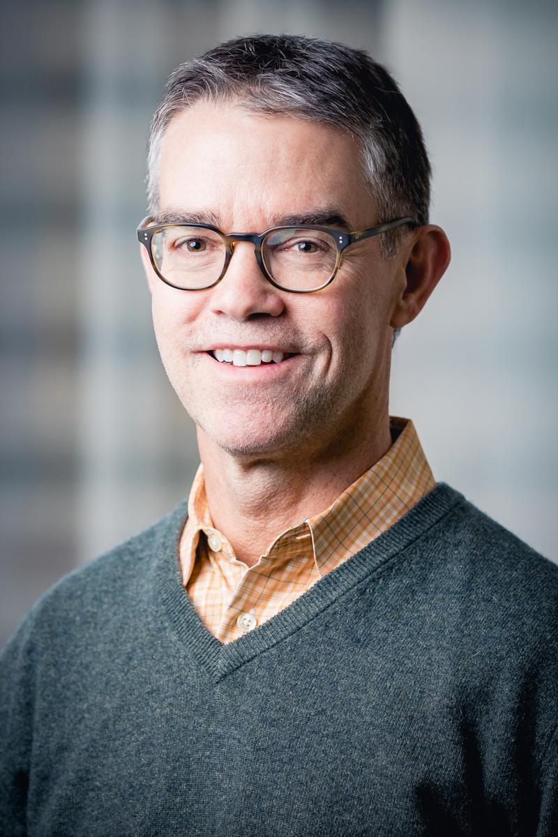 Male executive headshot in Boston