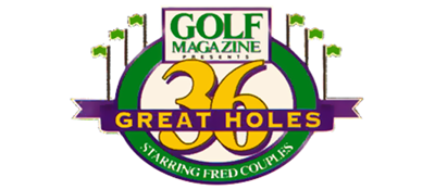 Golf Magazine 36 Great Holes Starring Fred Couples (Japan, USA).png