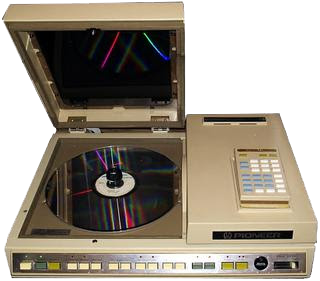 Added several titles and custom themes to Laserdisc selection