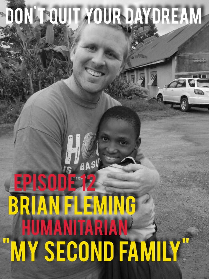 "Episode 12 is a chat with one of the most kind hearted individuals we've ever had the chance to sit down with, Brian Fleming. Brian is part of an organization named ""Field of Dreams Uganda"" which is a collection of individuals set out to make a positive impact on the planet. We talk to Brian during his final week of preparation as he plans to visit Uganda for a 4th time. Brian radiates with happiness as he is ready to see his ""second family"". Learn how you can support Brian's organization by following links:   www.fieldsofdreamsuganda.org   and https://www.facebook.com/FoDUganda/?fref=ts"