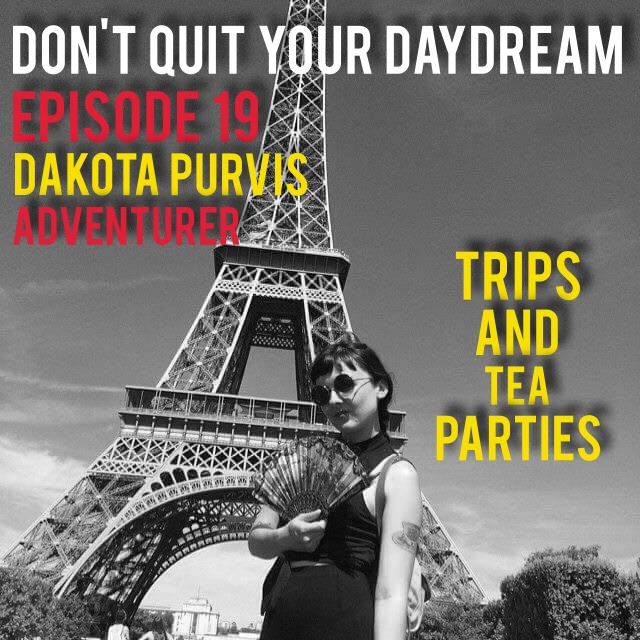 Dakota Purvis has traveled the world and collected wonderful stories in the process. We discuss her wide range of adventures which includes being sniffed out by bears in the Appellation mountains, her love for the people of Australia and a close call while couch surfing in Europe. Dakota is full of laughter and smiles which will surely brighten your outlook on how the media often portrays the rest of the world.