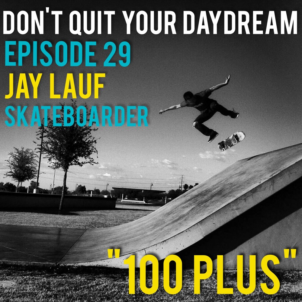 "Skateboarder Jay Lauf stops by to discuss the great times and friends he has made all because he decided to pick up a board. Jay brings up how deep skateboarding is integrated with the culture of music, fashion and more. We talk about trespassing tickets, breaking bones and the process of learning new tricks. Follow Jay along on his skateboarding adventures: https://youtu.be/WnZuJ3yNKIg and https://youtu.be/9f3cYeZhD2E. Song of the week: James Wallwork of last week's Stella shares with us his beautiful post rock song ""Lavender"". This track is truly wonderful so make sure to check it out!"