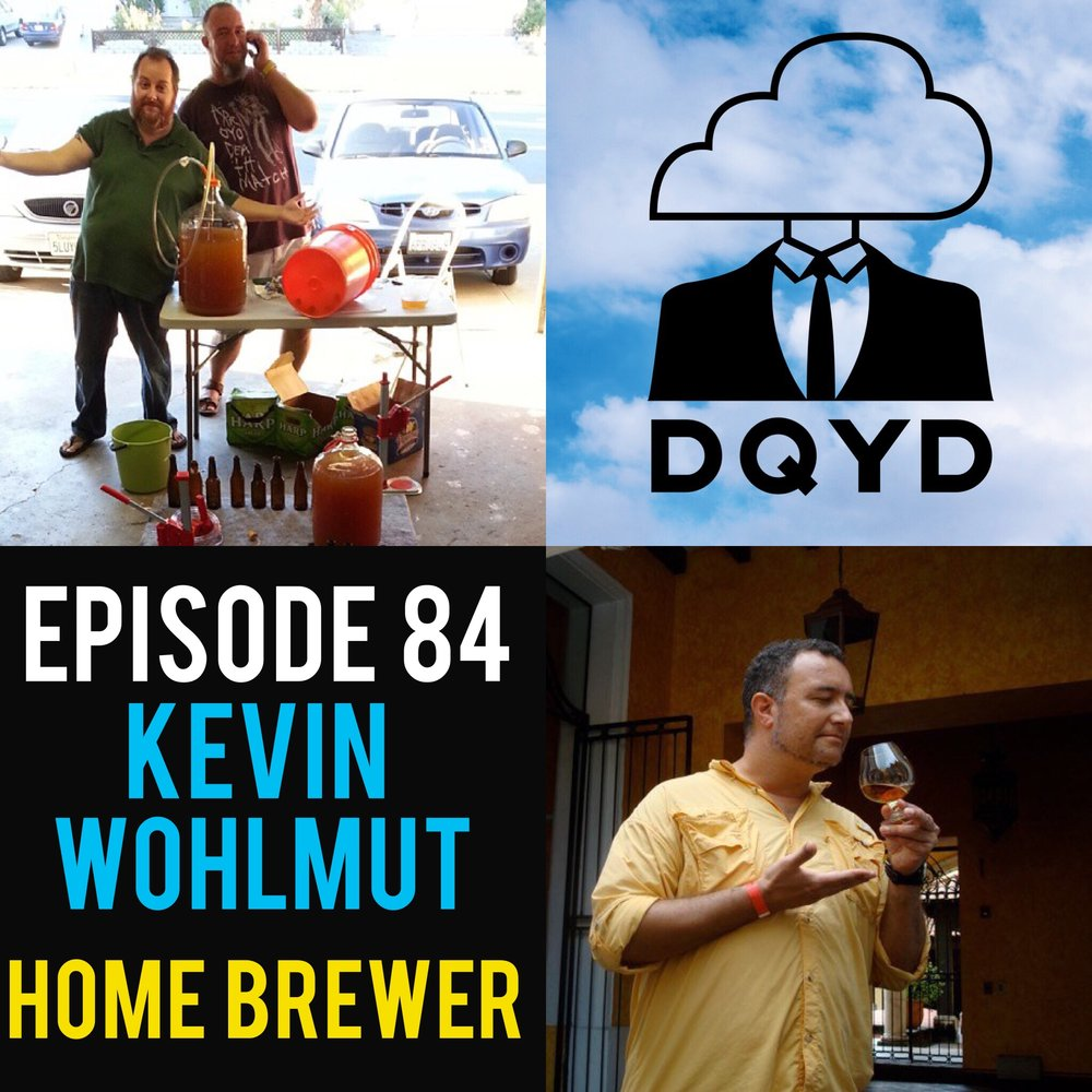 "Episode 84 with Home Brewer: Kevin Wohlmut! From mead to craft sodas, Kevin and his business partner Theron have worked together to perfect the art of brewing. In this chat, we discuss the long colorful history of brewing that includes the ancient Sumerians, prohibition gangsters and even witches. Kevin gives an excellent breakdown of exactly what it takes to nail this charming bit of alchemy. Find out more by visiting:  https://www.facebook.com/thebrewfairies/      Song of the week is ""Single Sided Stories"" by folk musician Roberto Zariskeeni. Check out more of his tunes by visiting: https://www.reverbnation.com/RobertoZariskeeni/songs"