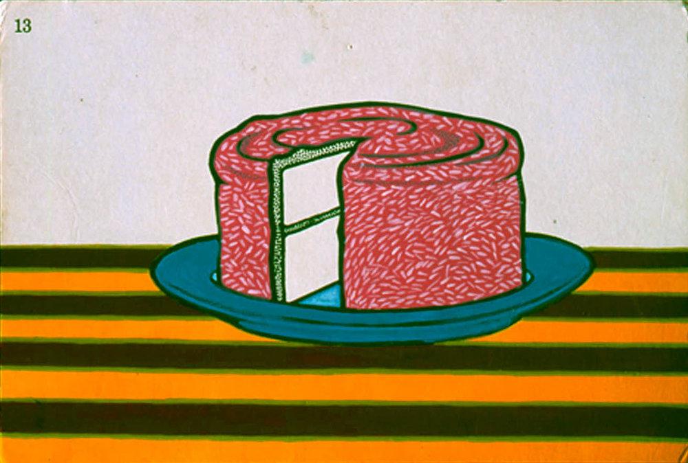 Cake, 2004