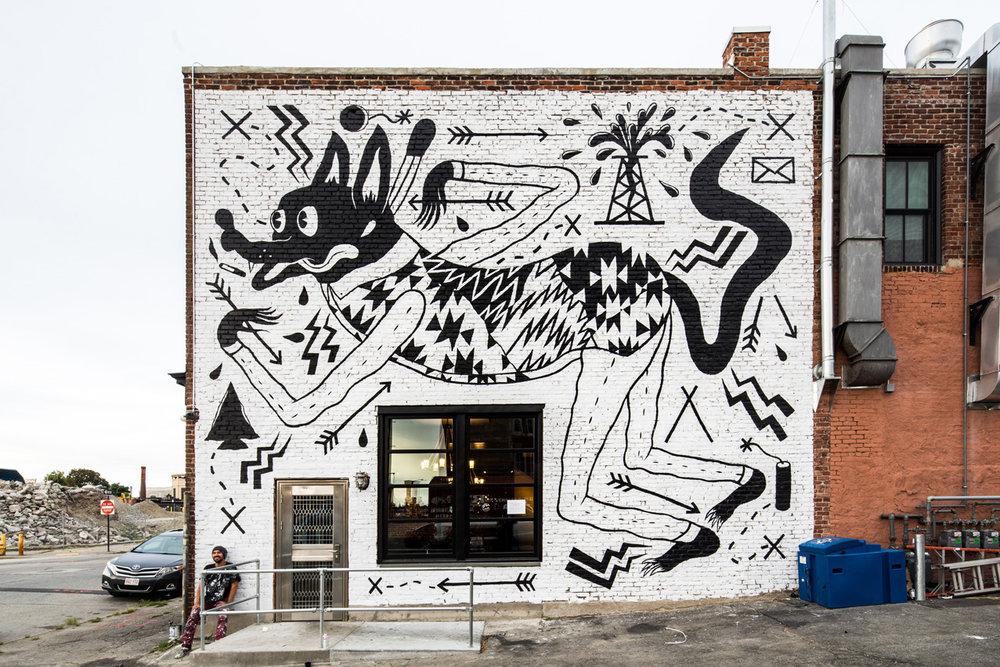 Lock 50 Mural // Spencer Keeton Cunningham