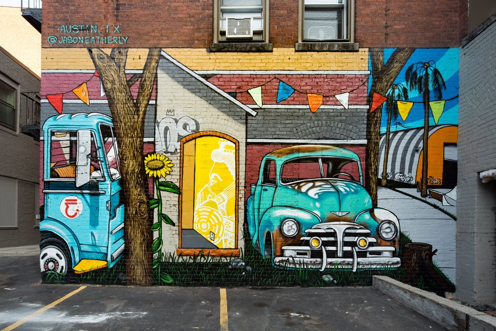 Worcester Mural // Jason Eatherly