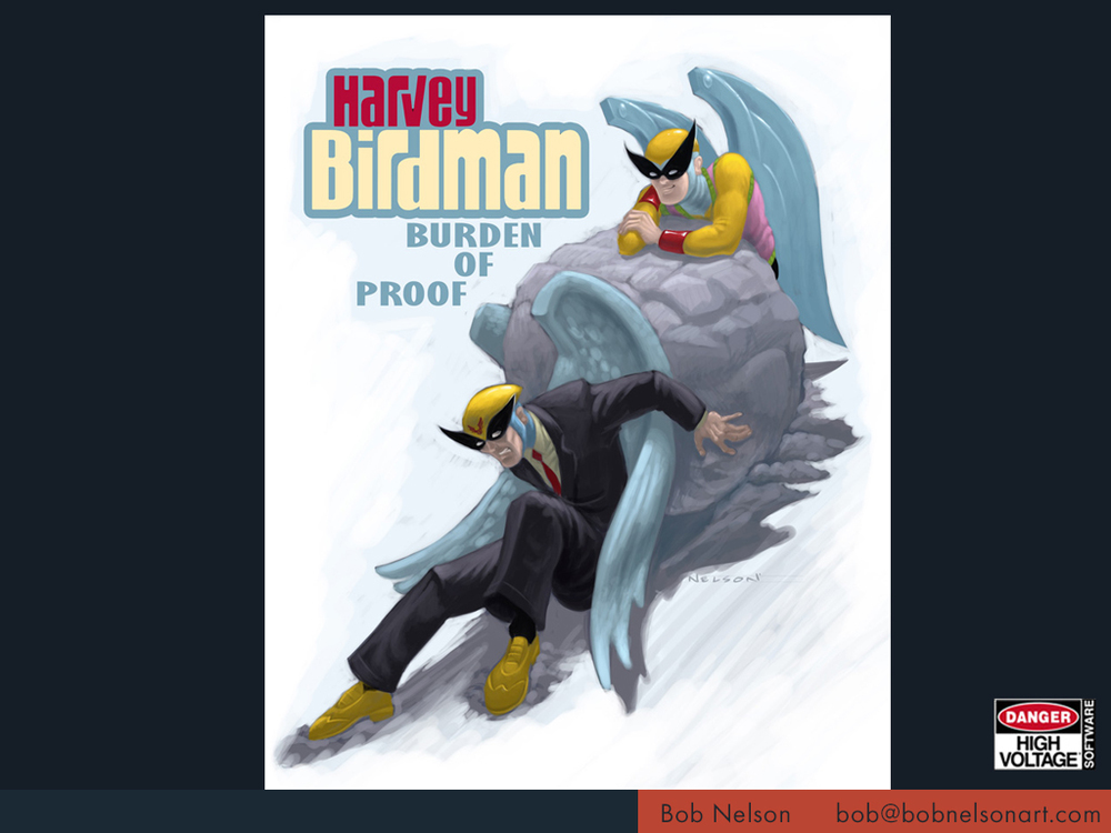 HARVEY BIRDMAN: ATTORNEY AT LAW (PS2)
