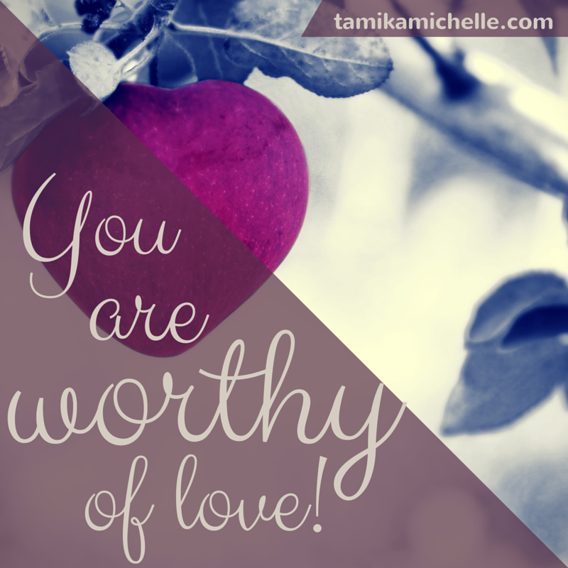Release the negative thought pattern that you rehearse in your head! You are fearfully and wonderfully made! Love yourself first and watch the love you always wanted come pouring in.