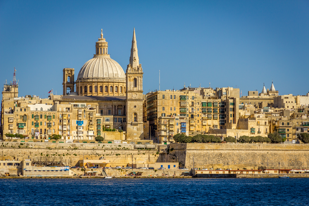 St. Paul Anglican Church, Valetta, Malta