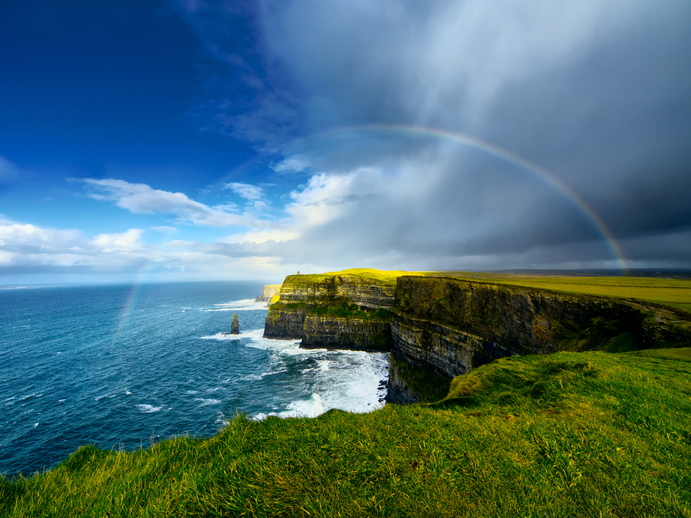 Cliffs of Moher - another breathtaking site that we will enjoy together!