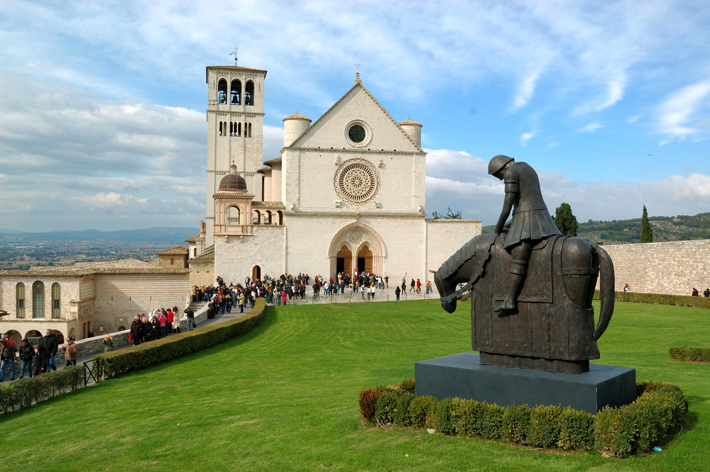 Visit Assisi on this 11 Day Pilgrimage