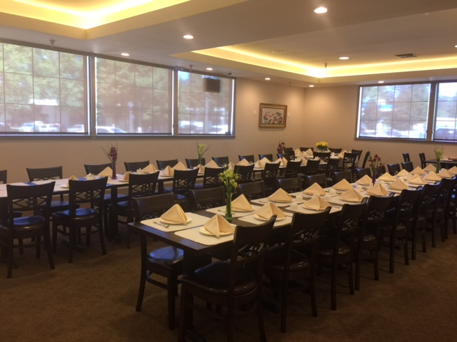 Banquet Set up
