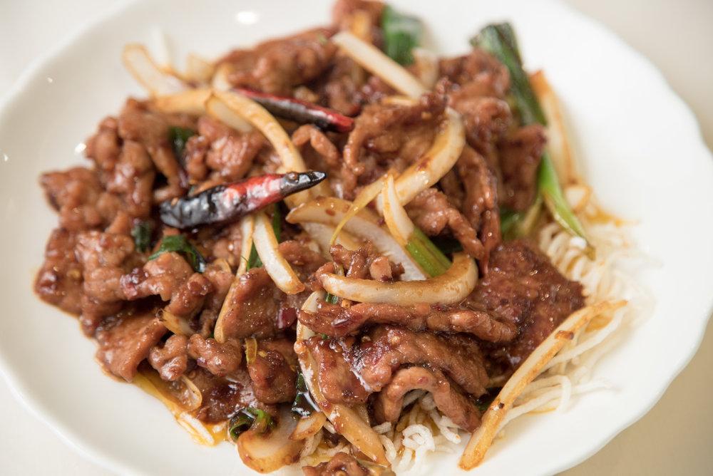 Hunan Pork