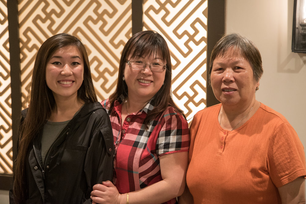 Family-owned and operated by three generations of women, China Village looks forward to assisting you with your private events.