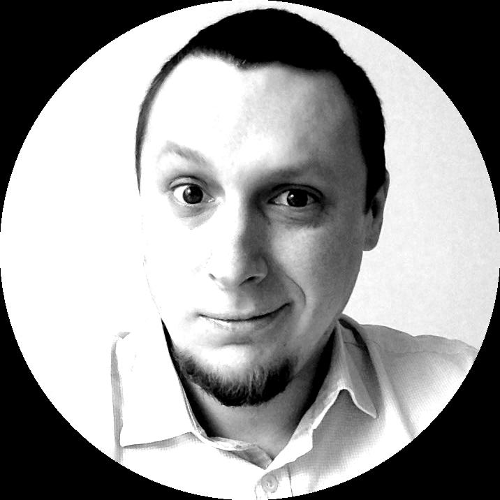 Marcin Kulik, Senior Engineering Manager