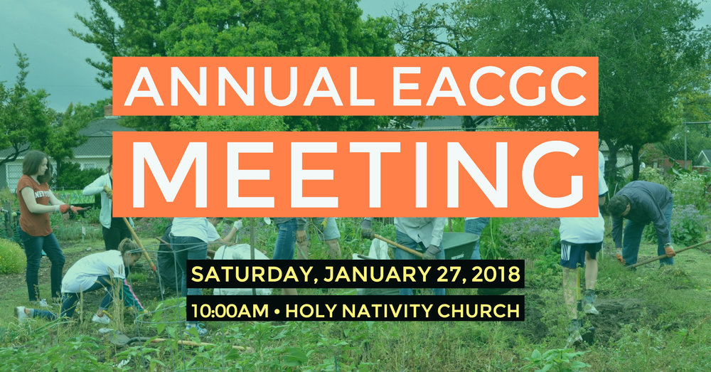 eacgc 2018 annual meeting