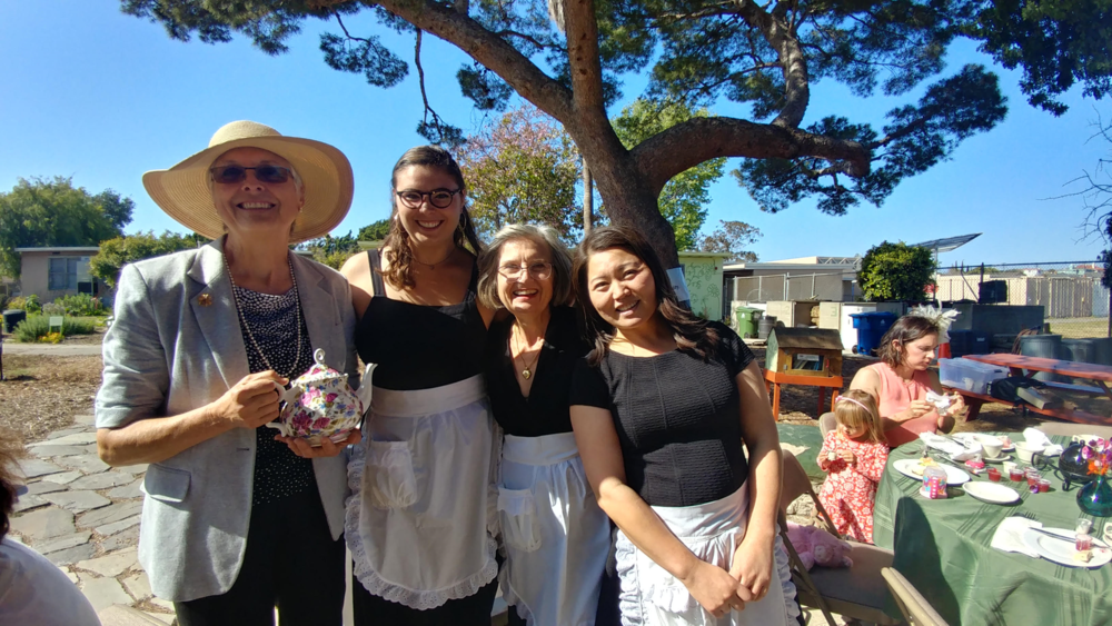 2018 afternoon tea Dana Morgan Laurie Edwards.png