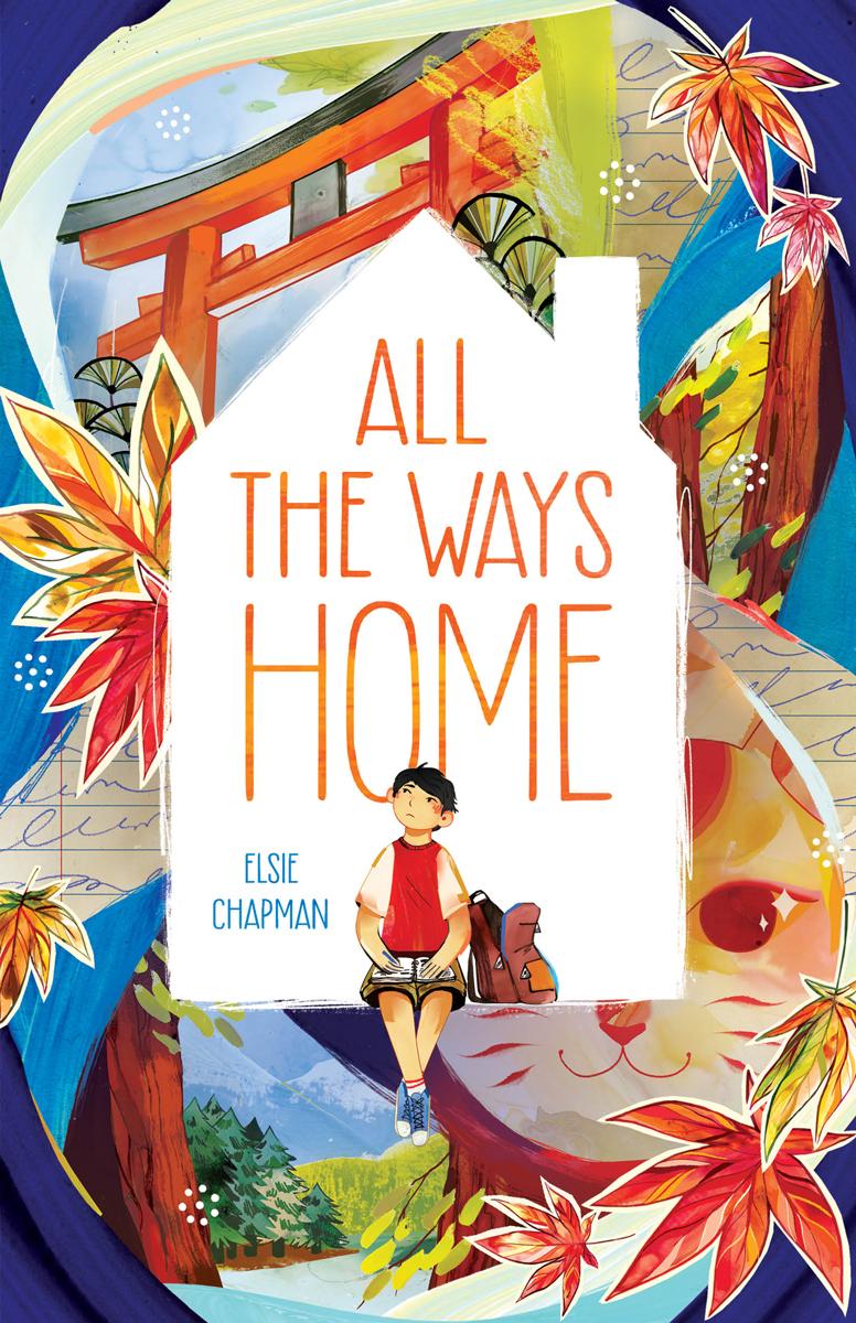 All the Ways Home   Macmillan Publishing  AD + Design: Carol Ly