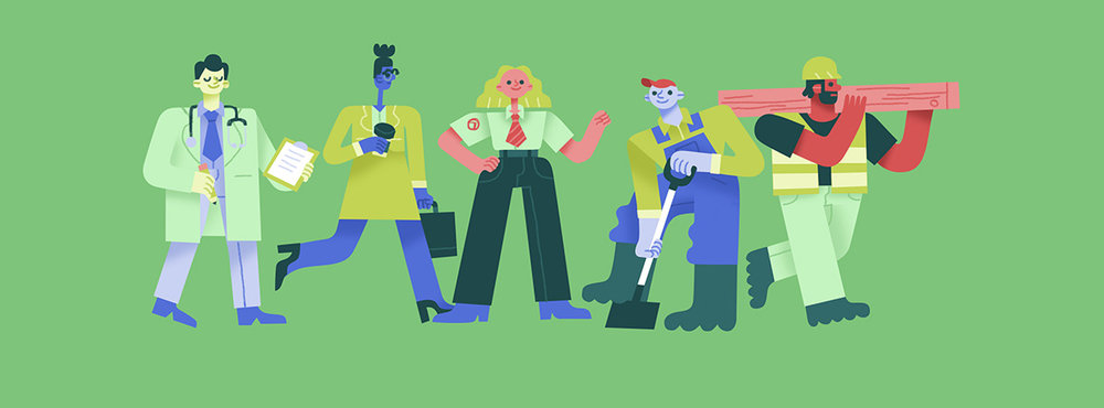 Banner illustration for Health in All Policies