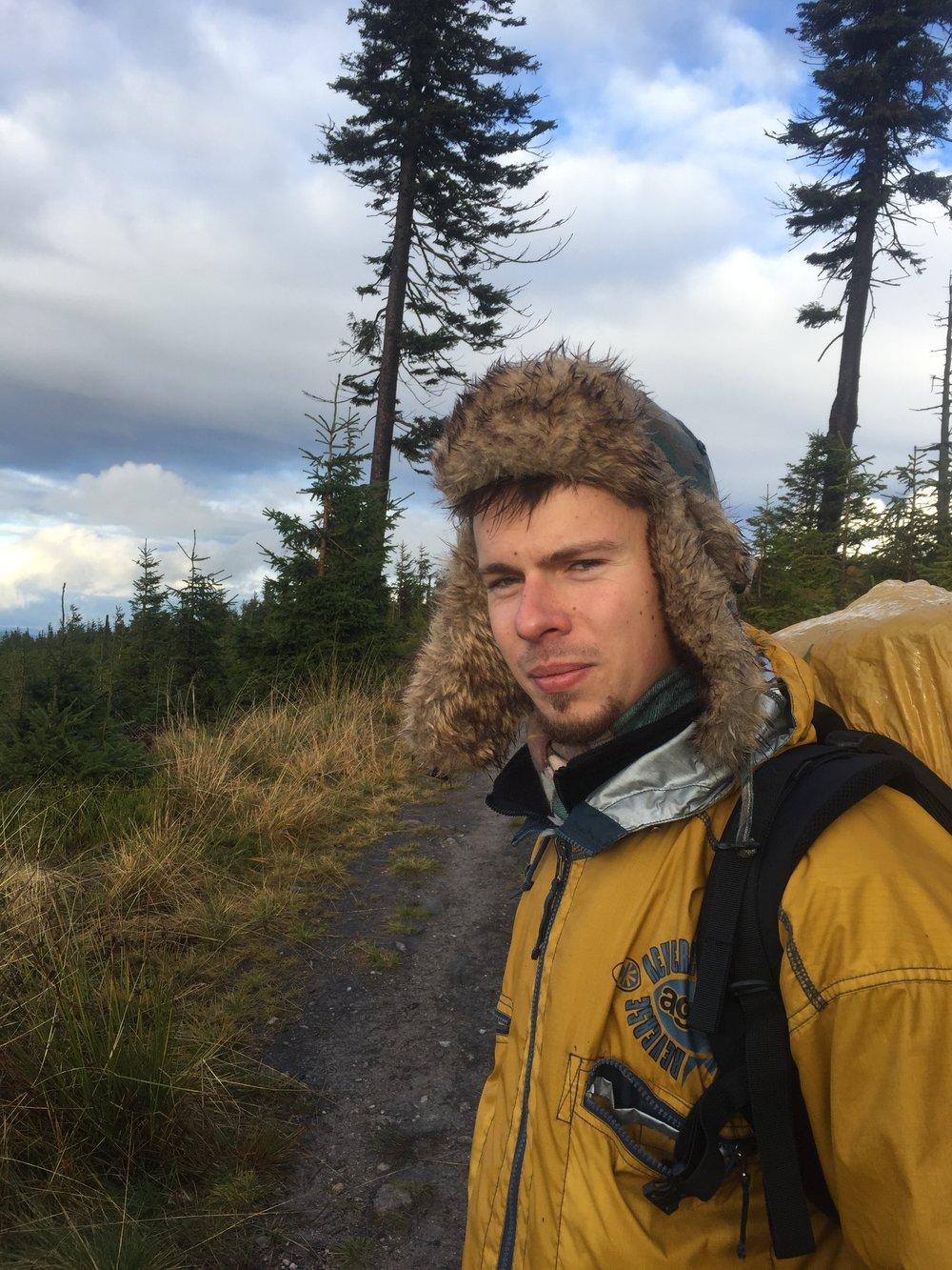 Marcin, the Polish adventurer.