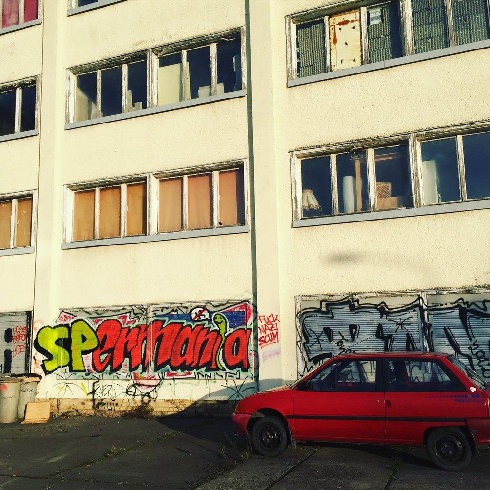 Ich liebe Leipzig.