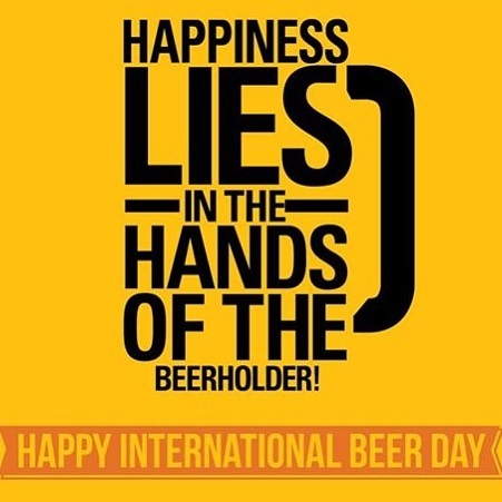 Come celebrate International Beer Day! Beer specials all day until 10pm 🍻 $2 select cans $3 domestics $4 imports $5 crafts 5 for $20 beer buckets!  #internationalbeerday🍻  #beerme #oceansidepier #oceansidebeach #downtownoceanside #comechillwithus