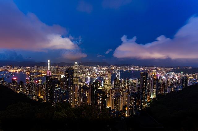 Cityscape - Hong Kong, China