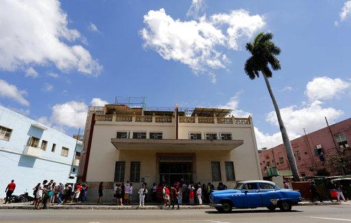 Worship in Cuba