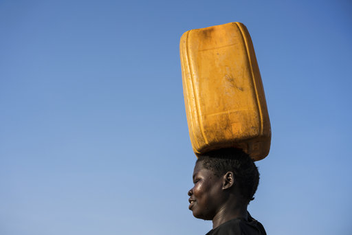 Water woes in South Sudan