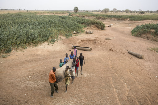 South Sudan water crisis