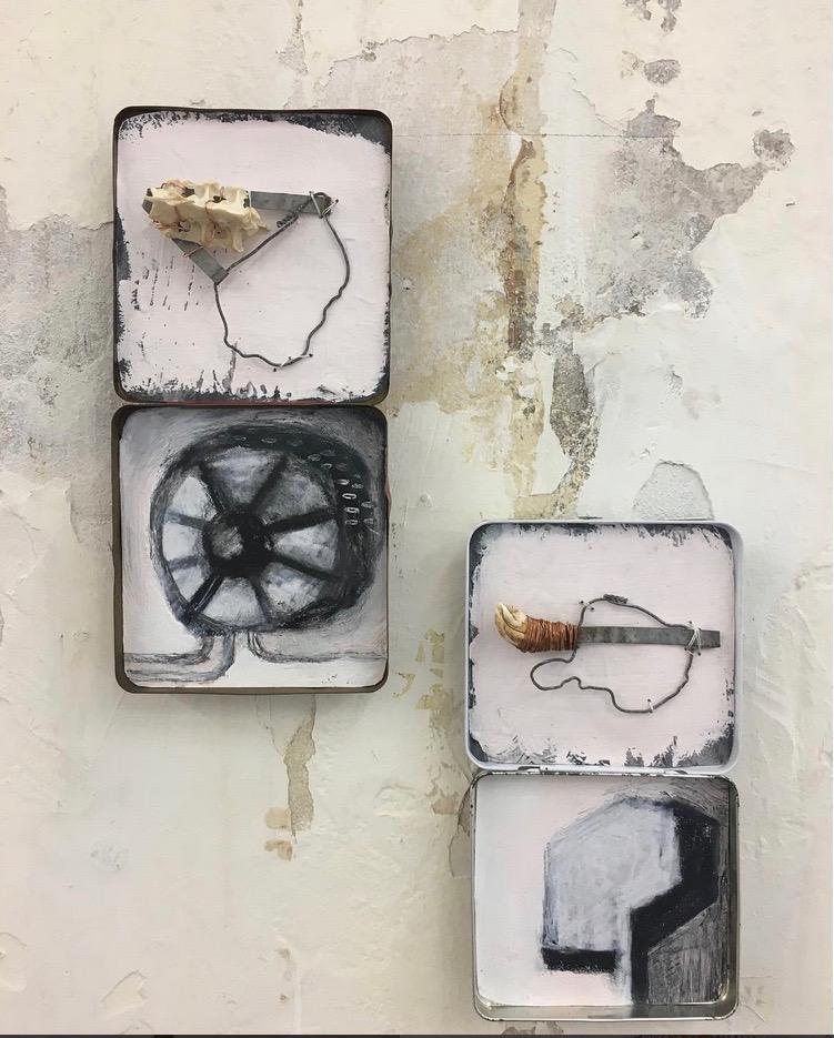 New work by Leora Sibony.