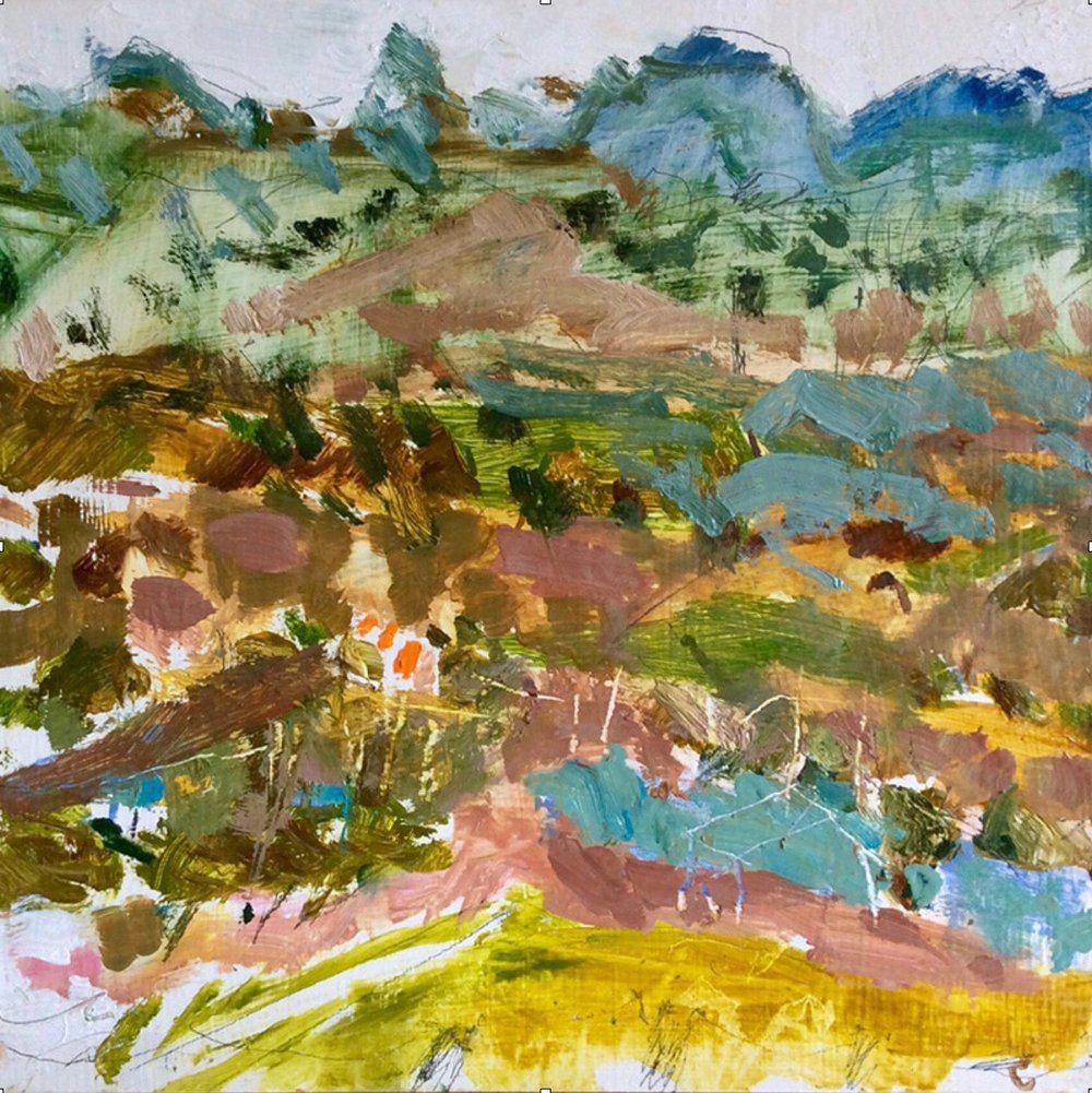 Clare Purser ,  Fassifern Valley III
