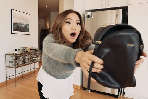 e5284e5898a6 Jenn Im - What s in My Bag strong Film  strong